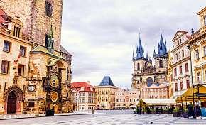 Sleva na pobyt 37% - Praha: 3-4 denní pobyt pro DVA v prostorách hotelu…