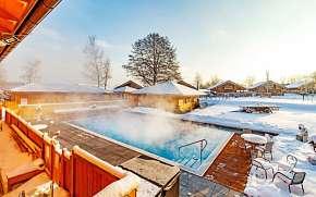 40% Německo: 3 denní wellness pobyt v Hotelu…