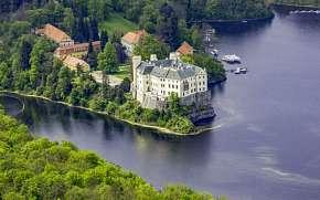 Sleva na pobyt 9% - Jižní Čechy: 3-5 denní pobyt pro DVA v apartmánech…