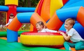 Sleva 17% - Vstup do dětského centra Tanzania park v Praze pro děti všech věkových kategorií s…