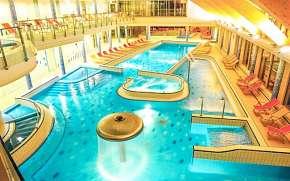 38% Maďarsko: 4-6 denní luxusní pobyt ve Velence…