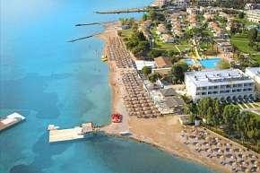 44% Řecko, Korfu: 4 denní pobyt v Messonghi Beach s…