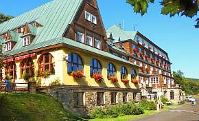 40% Beskydy: 3-4 denní pobyt pro DVA v hotelu…