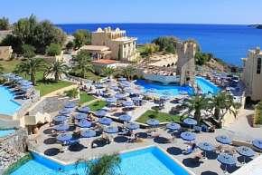 60% Řecko, Rhodos: 4 denní pobyt v Lindos Royal s All…