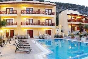 48% Řecko, Kréta: 8 denní pobyt v Cactus Beach s All…