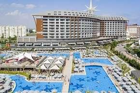 41% Turecko, Antalya: 8 denní pobyt v Royal Seginus s…