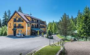 44% Nízké Tatry: 3-4 denní pobyt pro DVA v horské…