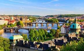 64% Praha: 2-5 denní pobyt pro DVA v elegantním…