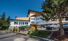Sleva na pobyt 41% - Nízké Tatry: 3-5 denní pobyt pro DVA v hotelu Avena…