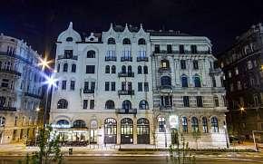 35% Maďarsko: 3-4 denní pobyt pro DVA v City Hotel…