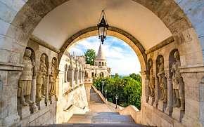 36% Maďarsko: 3-4 denní pobyt v City Hotelu Pilvax **…