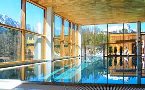 Sleva na pobyt 31% - Rakousko: 3-8 denní wellness pobyt ve Spa Hotelu…
