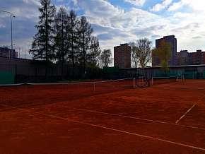 Sleva 15% - Pronájem tenisových kurtů o víkendech v Modřanech