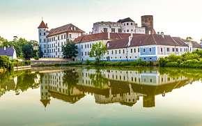 29% Jižní Čechy: 3-4 denní pobyt pro DVA v Penzionu U…
