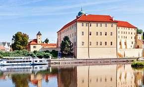 30% Střední Čechy: 3-5 denní pobyt pro DVA aktivní…
