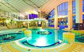 43% Maďarsko: 3-5 denní wellness pobyt v Park Inn…