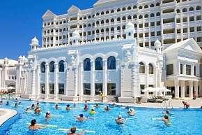 42% Turecko, Side: 8 denní pobyt v hotelu Kamelya…