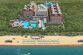 41% Turecko, Side: 5 denní pobyt v Royal Taj Mahal s…