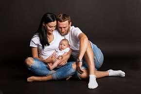 Sleva 44% - Rodinné fotografování s profesionálně upravenými fotografiemi