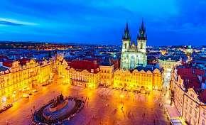 40% Praha: 3-4 denní pobyt pro DVA v hotelu Dalimil *…