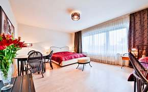 37% Praha: 3 denní pobyt pro DVA v hotelu Modrá…