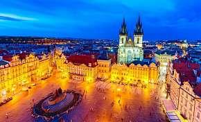 Sleva na pobyt 40% - Praha: 3-4 denní pobyt pro DVA v hotelu Dalimil *** se…