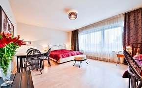 Sleva na pobyt 37% - Praha: 3 denní pobyt pro DVA v hotelu Modrá stodola **…