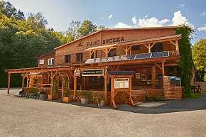 25% Relaxační pobyt na Wellness penzionu ranč Bučiska…