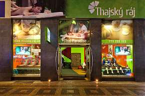 Sleva 75% - Luxusní hýčkání pro 2 osoby v Thajském ráji: 60 minut celotělové olejové masáže + 10…