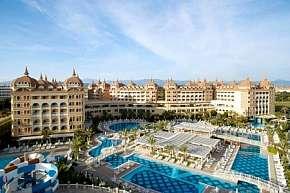 42% Turecko, Side: 8 denní pobyt v hotelu Royal…