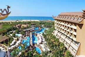 40% Turecko, Side: 8 denní pobyt v hotelu Royal…