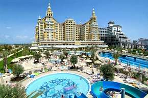 45% Turecko, Antalya: 8 denní pobyt v hotelu Royal…