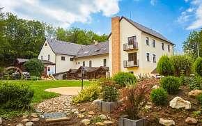35% Jižní Morava: 3-4 denní pobyt pro DVA v Hotelu…