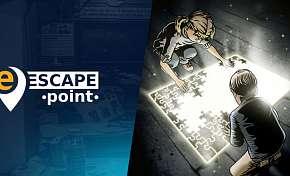 Sleva 15% - Úniková hra pro děti již od 5 let: Kouzelná hra POKOJ od Escape Point pro 2-5 hráčů