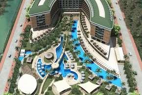 40% Turecko, Antalya: 8 denní pobyt v resortu Aska…