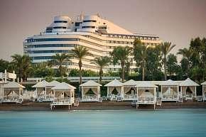 58% Turecko, Antalya: 15 denní pobyt v Titanic Beach…