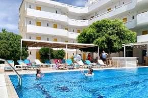 44% Řecko, Kos: 8 denní pobyt v Estia Beach s All…
