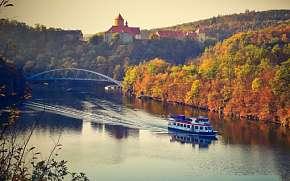 30% Jižní Morava: 3-7 denní pobyt pro DVA u…