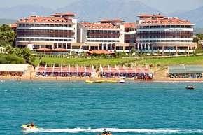 45% Turecko, Side: 8 denní pobyt v hotelu Alba Royal…