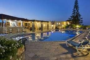 40% Řecko, Kréta: 8 denní pobyt v Villa Mare Monte se…