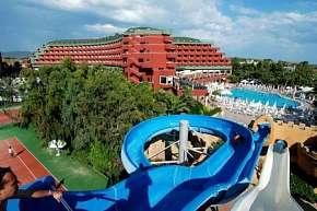 41% Turecko, Alanya: 7 denní pobyt v hotelu Delphin…