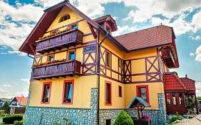 45% Vysoké Tatry: 3–4 denní pobyt pro DVA v Penzionu…