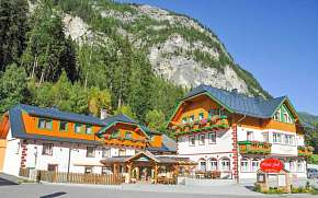 45% Rakousko: 3-8 denní wellness pobyt v hotelu Gell …