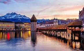 Sleva na pobyt 25% - Švýcarsko: Advetní zájezd, prohlídka města Lucern i…