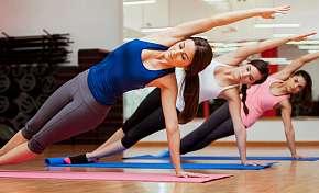 Sleva 18% - Dostaňte se do kondice: až 18% sleva na 12 lekcí kurzu cvičení pro ženy s platností…