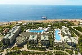 46% Turecko, Side: 8 denní pobyt v resortu Von Golden…
