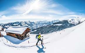30% Rakousko: 3-8 denní lyžařský pobyt pro DVA v…