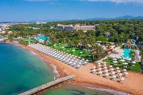 42% Turecko, Side: 8 denní pobyt v hotelu Turquoise s…