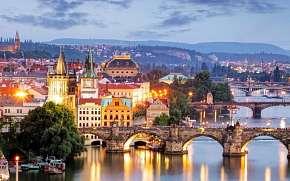 30% Praha: 2-3 denní pobyt pro DVA v Academic Hotelu …