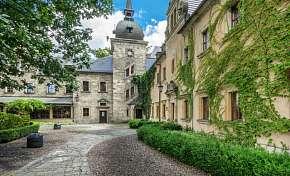 28% Polsko: 3-4 denní wellness pobyt pro DVA na zámku…